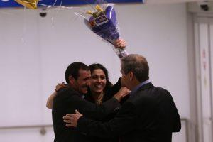 川普禁令下意外获批 伊朗老夫妇欢喜赴美
