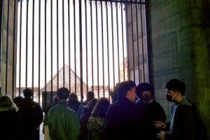 袭击卢浮宫嫌犯身份确定 1月抵法埃及人