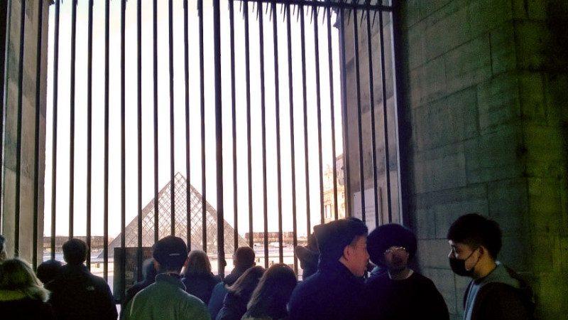 襲擊盧浮宮嫌犯身份確定 1月抵法埃及人