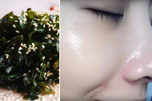 超强排毒法!坚持吃它, 皮肤变得水润, 脸上斑点掉光光!