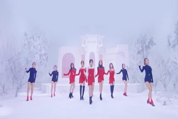 韓國女團T-ara 「Tiamo」MV 榮登Best K-pop MV冠軍