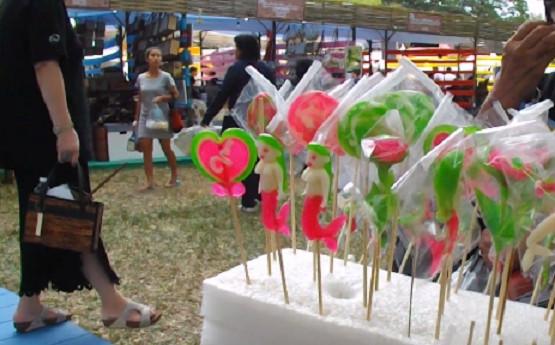 【食‧文化】美人鱼小糖人