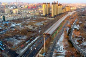 瀋陽荒地建隔音公路耗6千萬 網民:「又是形象工程」