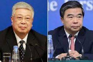 王岐山問責條例第一案 中共民政部原正副部長被處分