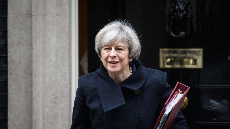 英脫歐跨大步 下議院正式通過授權首相談判