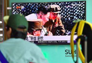 """数量惊人 韩情报局:朝鲜拥""""钚""""元素 可制60枚核弹头"""
