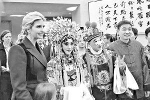 """中共惧川普翻脸 伊万卡""""拜年""""推手浮出"""