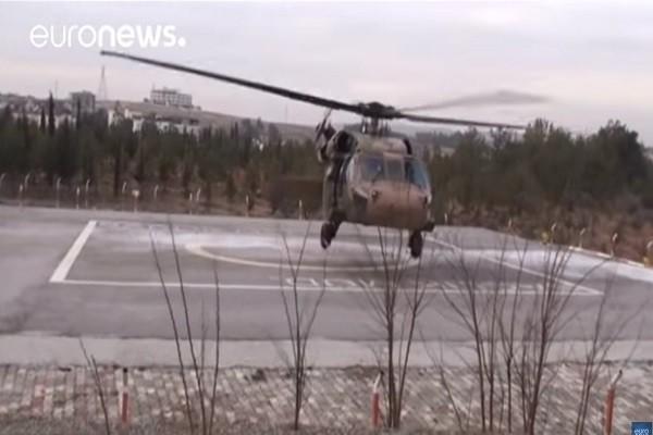 锁定空袭IS 误炸土耳其部队 普京迅即致哀