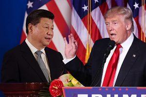 川普习近平通话 白宫声明比北京多了一句