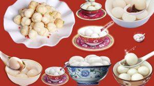 中国元宵佳节话习俗