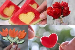 不一樣的愛!自製情人節禮物 讓她感受你的心(視頻)