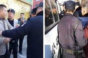 两会前夕  北京访民村80人遭抓捕