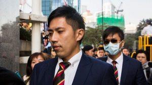 """香港""""雨伞运动""""警察获罪 张德江失势信号明显"""