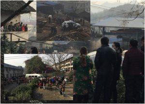 中國礦難頻發 湖南煤礦爆炸8死3失蹤