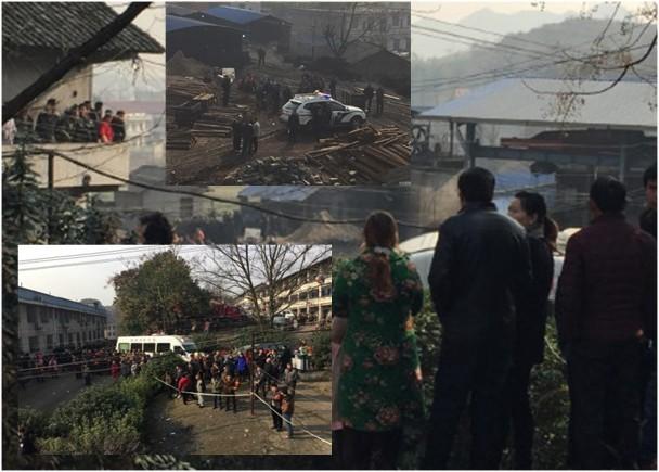 中国矿难频发 湖南煤矿爆炸8死3失踪