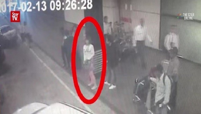 金正男遭朝鲜侦察总局下毒手 疑似女特工画面曝光(视频)