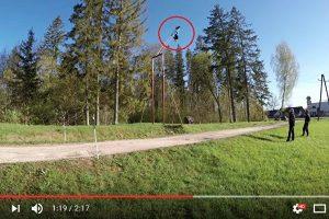 爱沙尼亚360度秋千 你敢尝试吗?(视频)