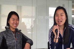 美國華裔女孩上學被叫錯名字 才知有個孿生姊妹(視頻)