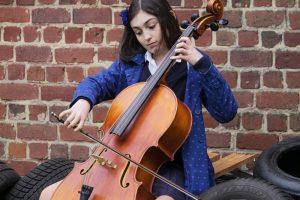 古典音樂美少女偷師馬友友 《我是妳的眼》法版歐陽娜娜苦練大提琴