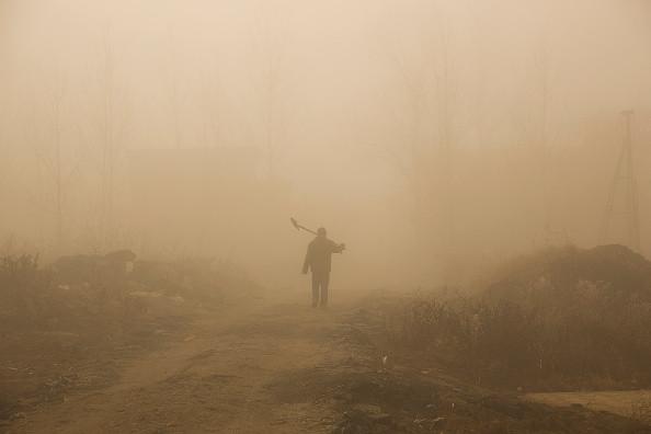 北京兩會臨近  家長聯署人大代表關注陰霾(視頻)