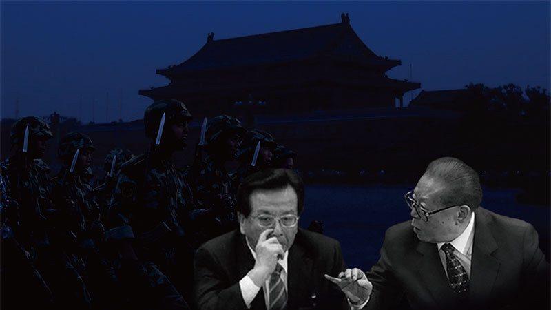 陈思敏:习王鸡年反腐江苏开张 敲谁震谁