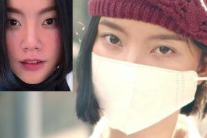 她被評為泰國最美網紅,現實生活卻鮮少摘口罩。這天,她露出真面目,只因為他再度出現