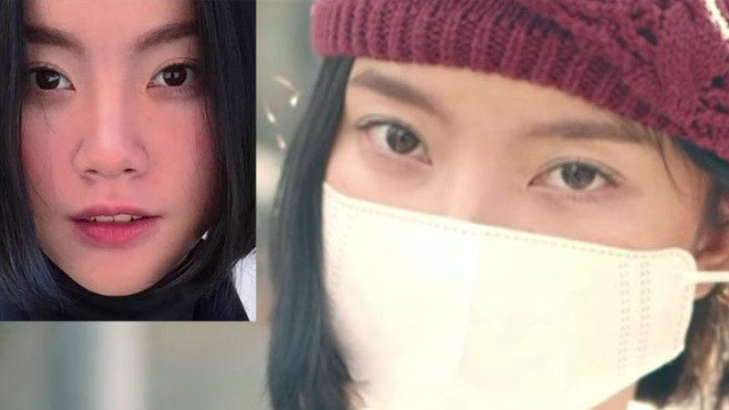 她被评为泰国最美网红,现实生活却鲜少摘口罩。这天,她露出真面目,只因为他再度出现