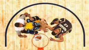 NBA灌篮大赛 溜马后卫爆冷赢得冠军(视频)