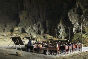 「亞州僅存」洞穴村 19戶穴居歷史逾150年