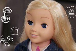 会对话的洋娃娃恐成间谍 德国下禁令