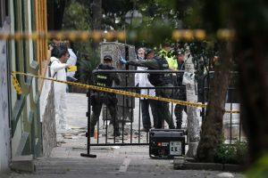 哥伦比亚首都爆炸 建筑被震碎1死逾30人伤(视频)
