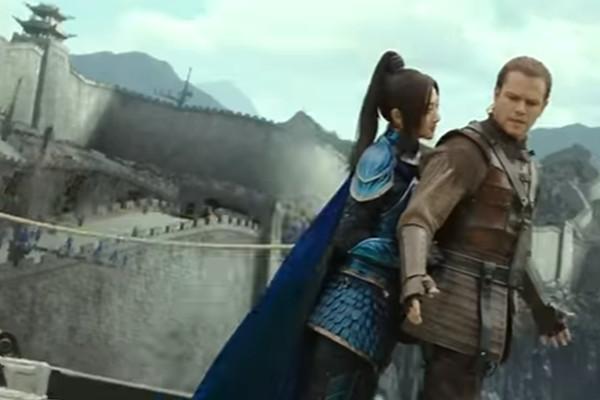 張藝謀《長城》北美上映不討喜    媒體:片子無聊