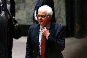 俄驻联合国大使朱尔金 惊传生日前一天去世