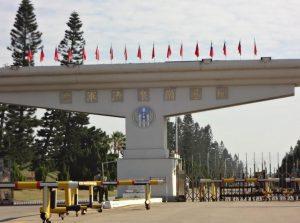 清泉崗基地驚現27包毒品 全體官兵進行尿檢