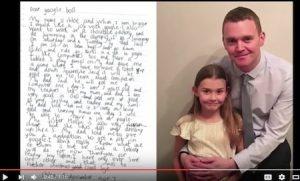 七歲女孩寫信向谷歌求職 CEO親筆回信