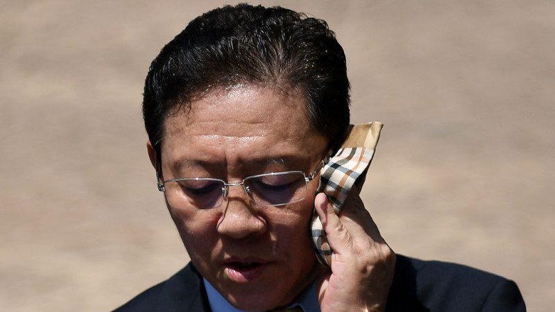朝大使激化馬朝關係 資深外交官:他若軟弱必被殺