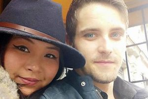殺中國富豪女友 英男判無期 哭已計劃求婚