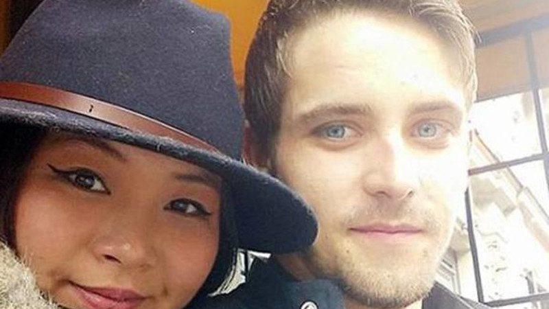 杀中国富豪女友 英男判无期 哭已计划求婚