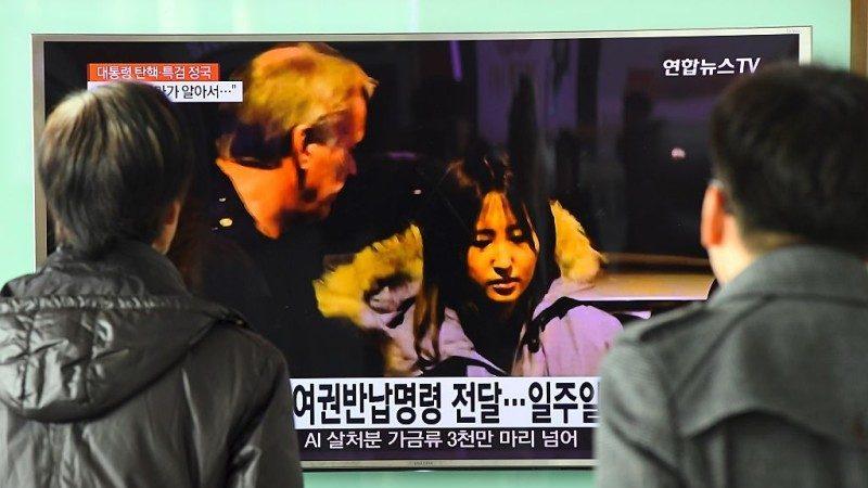 崔顺实之女郑尤拉 遭丹麦法院延押一个月