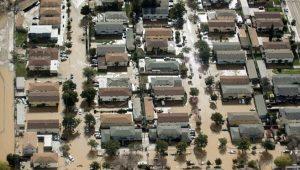 美聖荷西大雨洪患溢堤 矽谷變沼澤(視頻)