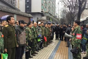 万名老兵北京维权  遭围追堵截数人被打