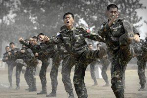 大陸軍方承認   嚴重陰霾干擾軍隊武器性能