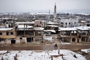 敘利亞第三大城遇雙重攻擊 已知42死