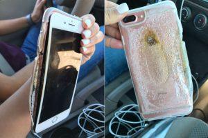 iPhone 7 Plus真烧啦!苹果公司公开回应(视频)