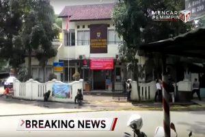 印尼政府大楼遭压力锅炸弹攻击 1歹徒中枪(视频)