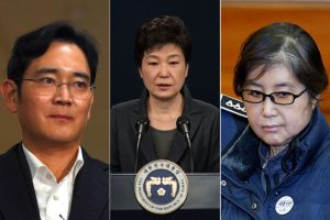 韓檢方: 朴槿惠 崔順實共謀 收三星賄賂