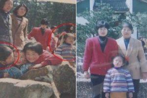 緣分天注定!浙婦驚見丈夫22年前童年照自己入鏡
