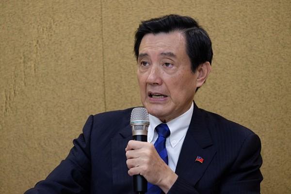 馬英九:臺灣獨立 不會成功