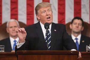 曾铮:川普首场国会演说中的掌声