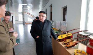 美媒:白宫审议对朝鲜动武 北京或切断朝经济命脉